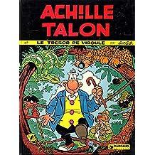 Achille Talon et le trésor de Virgule, tome 16