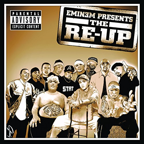 eminem vinyl Eminem Presents: The Re-Up (Explicit Version - Limited Edition) [Vinyl LP]
