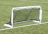 Buffalo.nl EuroCup, 150 x 60 x 60 cm Fußballtor, Weiß, M