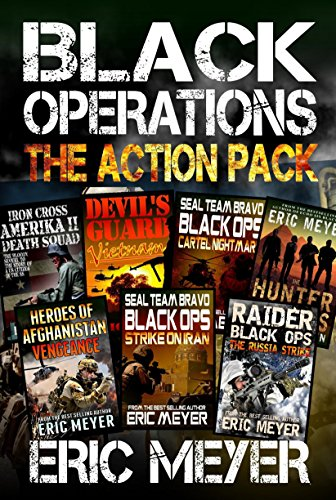 Black Operations - The Spec-Ops Action Pack (7 Full Length Books) (English Edition) -