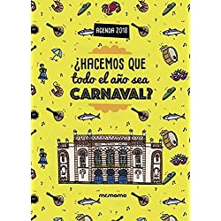 Agenda Carnaval de Cádiz 2018