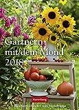 Gärtnern mit dem Mond - Kalender 2018: Wochenkalender mit Mondtipps - Victoria von Thalberg