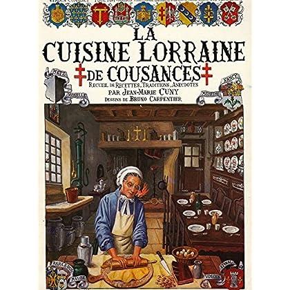 La Cuisine Lorraine de Cousances, Metz, Alsace,