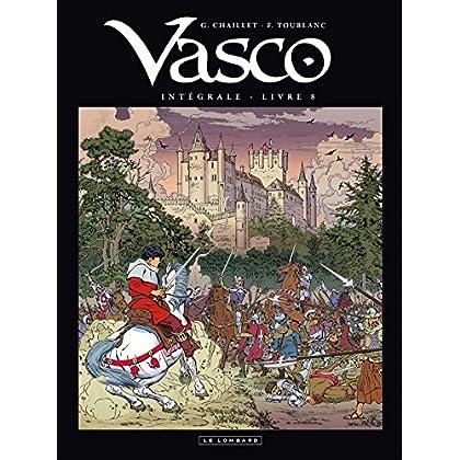 Intégrale Vasco - tome 8 - Intégrale Vasco 8
