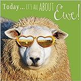 Fotografien Grußkarte (aba4256)–Geburtstag–All About Ewe