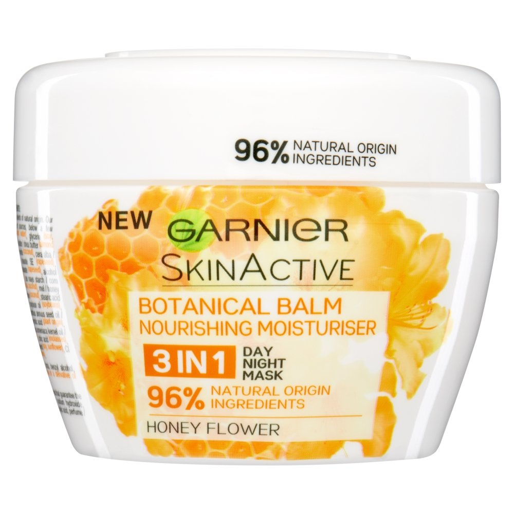 Garnier SkinActive – Crema facial (3 en 1, 140 ml, incluye productos de origen natural)