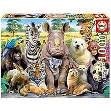 Puzzles Educa - Foto de clase, puzzle de 1000 piezas (15517)