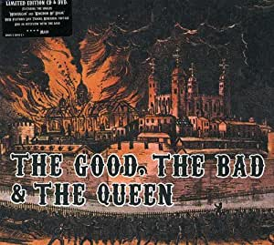 Good, The Bad And The Queen, The [Bonus DVD]