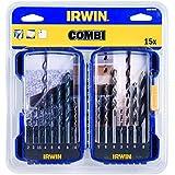 Irwin cordless - Estuche brocas (15 piezas )