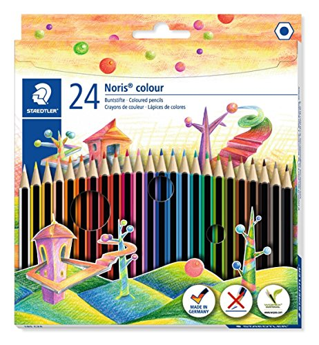 Staedtler 185 C24 Noris Colour C...