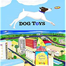 DOG TOYS Children's Book: ANIMALS, DOGS, Action! (1) (English Edition)