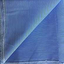 Tela por metros. Tejido VICHY de Rayas Finas (2mm). Color a Elegir. Tamaño de la tela: 0,80m de ancho por 3m de largo (0,80_x_3m).