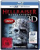 Hellraiser: Revelations - Die Offenbarung (Uncut) (inkl. 2D Version) [Blu-ray 3D]