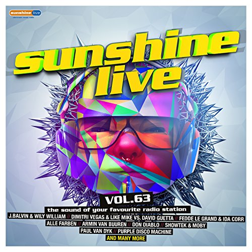 VA - Sunshine Live Vol. 63 - 3CD - FLAC - 2018 - VOLDiES Download