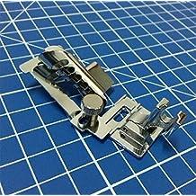 honeysew bajo vástago 9907l Metal ajustable cinta al bies carpeta de anillas pie bajo filo hogar de coser Bernina Bernette