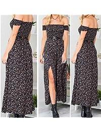 6084330b01ed Amazon.it  gonna lunga - Grigio   Donna  Abbigliamento