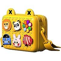 Richgv Handtasche für Kinder,Umhängetasche für Kinder Crossbody Bag EVA Material Kein Verblassen Kein Geruch Mit…