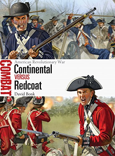 Continental vs Redcoat: American Revolutionary War (Combat, Band 9)