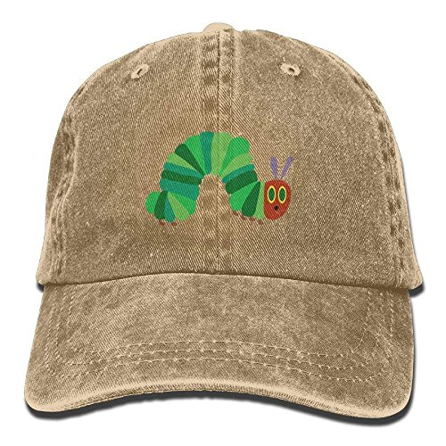 The Very Hungry Caterpillar Vintage Adjustable Cowboy Cap Trucker Cap for ()