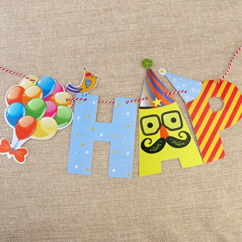 oulii happy birthday banners personalized banners for birthday party