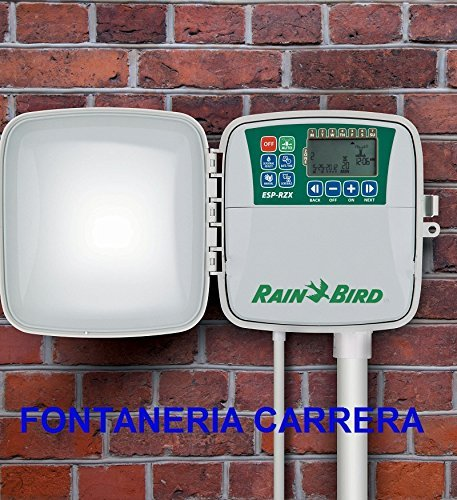 Rainbird Steuergerät RZX8 ESP-RZX 8 Stationen Außenmontage