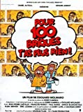 For 200 Grand, You Get Nothing Now Plakat Movie Poster (11 x 17 Inches - 28cm x 44cm) (1982) French