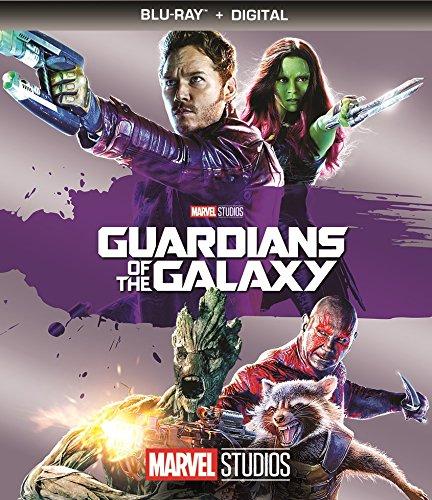 Preisvergleich Produktbild GUARDIANS OF THE GALAXY - GUARDIANS OF THE GALAXY (1 Blu-ray)