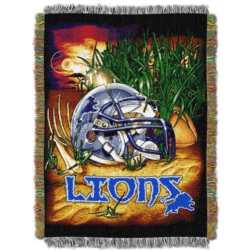Northwest NFL-Motiv, NFL051, Detroit Lions