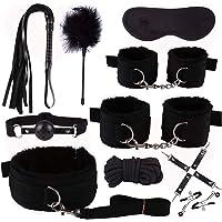 SYOneTo3 10 pièces/Ensemble Exercice Relaxant équipement de Fitness en Cuir de Jouet Àdù | t ~ Toy