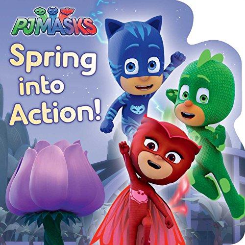 Spring Into Action! (Pj Masks)