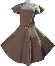 AK Enterprises (Best Quality) Designer stiched Dress Metarial For Girls.(Red)