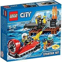 LEGO City Fire Starter Set 60106 5 +
