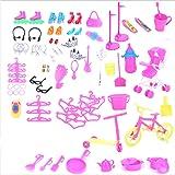 BHOOLU&GOOLU Doll Accessories - 95 pcs set
