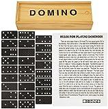 Henbrandt Wooden Toys : Set of wooden dominoes