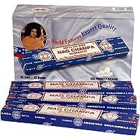 Satya - Räucherstäb.: Sri Sai Baba Nag Champaim Verkaufskarton (Inhalt: 15 g) preisvergleich bei billige-tabletten.eu