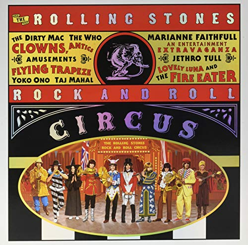 The Rolling Stones Rock and Roll Circus (3lp) [Vinyl LP]