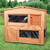 Trixie Protective Cover for Natura Hutch, 103 x 71 x 126 cm