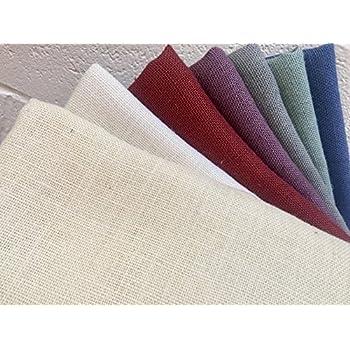 NATURAL Hessian Fabric Soft Jute Cloth Material 90cm Wide Sold Per Mtr UK Stock
