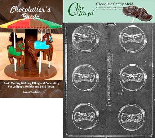 ookie Divers Moule à chocolat Candy avec Chocolatier Guide d'instructions livre manuel ()