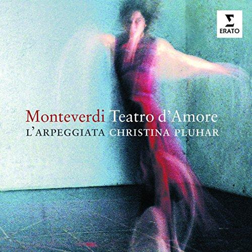Monteverdi: Teatro d'amore