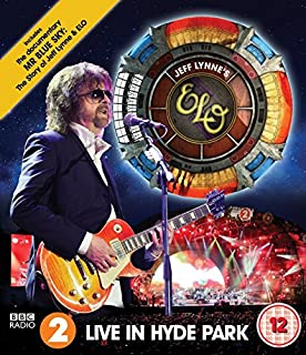 Live In Hyde Park [Blu-ray] [2015] by Jeff Lynne's E.L.O. (B01088HEI4)   Amazon Products
