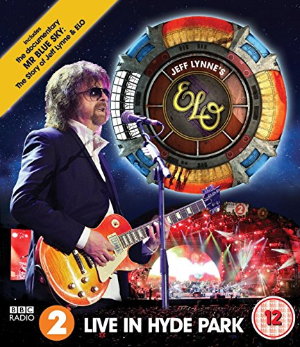 Jeff Lynne's ELO - Live in Hyde Park [Blu-ray] Falte-band