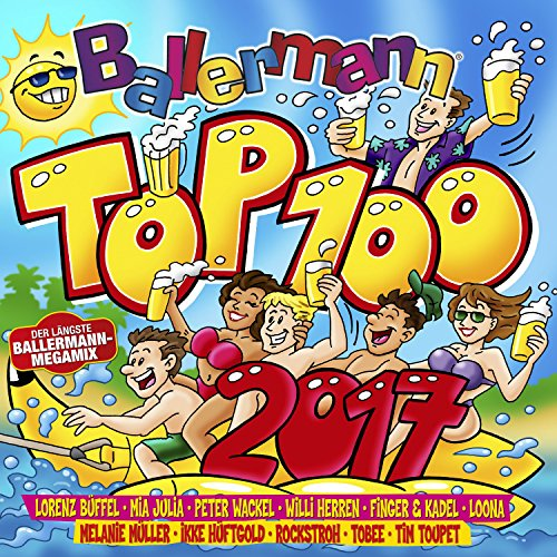 Ballermann Top 100 2017