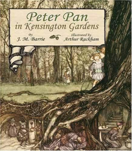 Peter Pan in Kensington Gardens (Dover Children's Classics) Peter Pan Darling