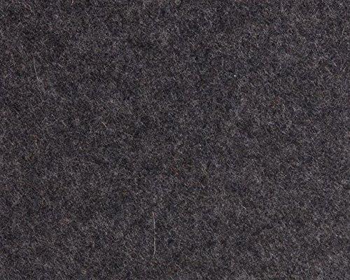 Schultertasche aus Filz (100% Wolle) Tasche von i.Punkt Kiesel