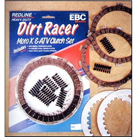 1986-1987 HONDA FOUR WHEELERS TRX 70 FOURTRAX CLUTCH KIT HONDA, Manufacturer: EBC, Manufacturer Part Number: CK1148-AD, Clutch springs and metal discs sold separately, unless otherwise stated, Stock Photo - Actual parts may vary. by EBC