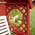 Gartenlaube Traumgarten, rotbraun von Gärtner Pötschke - Gartenmöbel von Du und Dein Garten