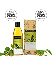 Soulflower Olive Oil, 225ml