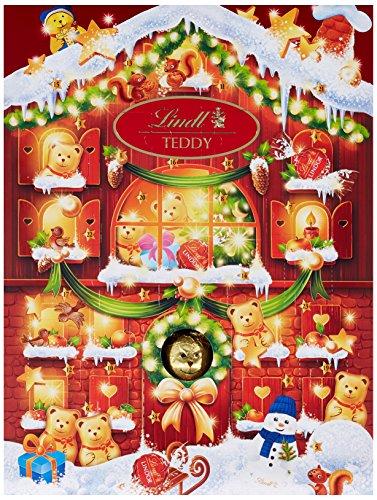 Lindt & Sprüngli Teddy Adventskalender
