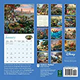 Thomas Kinkade Studios: Disney Dreams Collection 2020 Square Wall Calendar